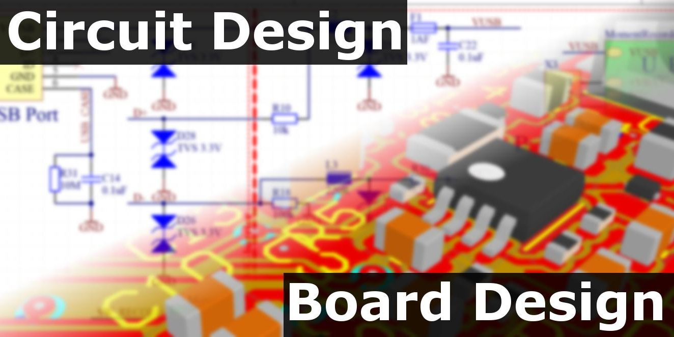 Electronic circuit board design, Tools, Workflow and Tipps